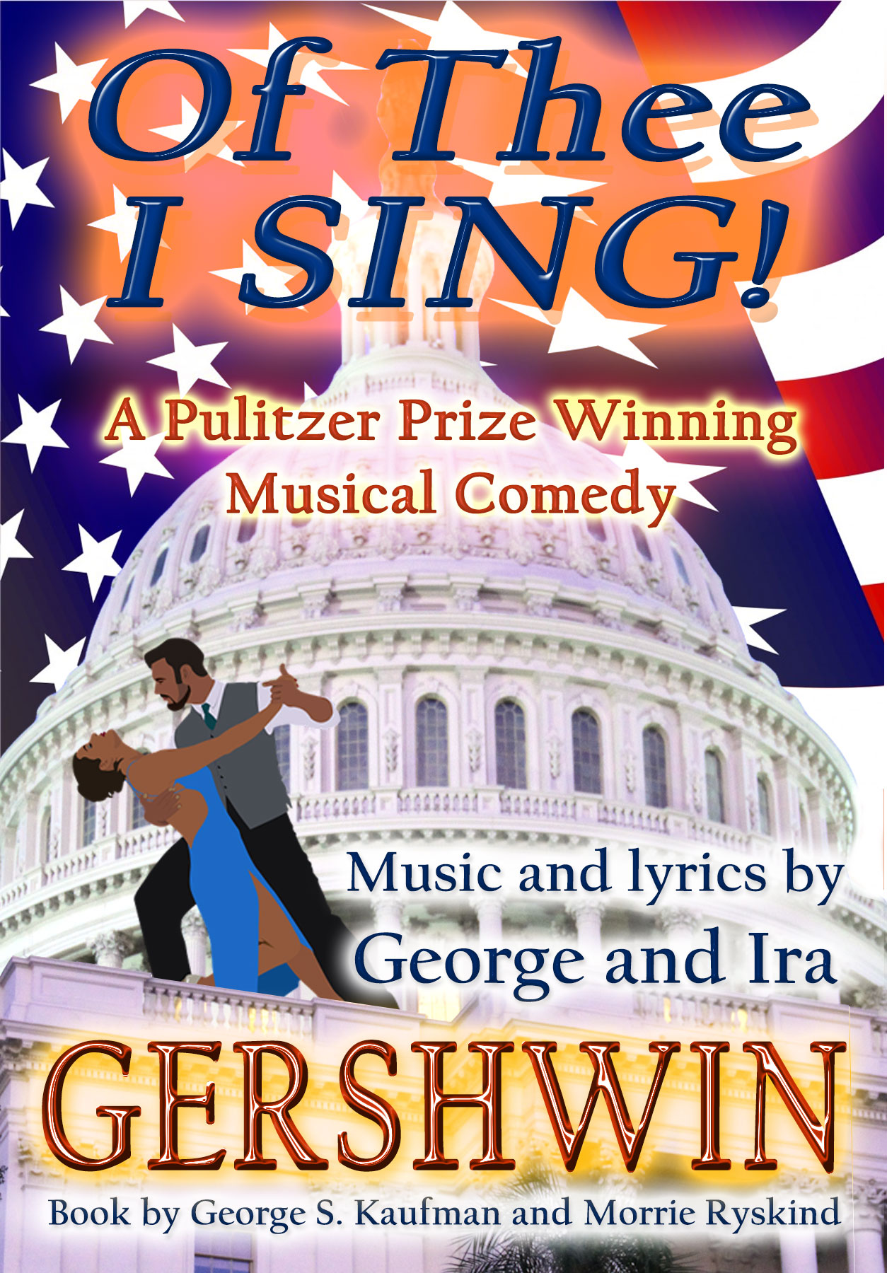 Of Thee I Sing, produced by Israel Musicals
