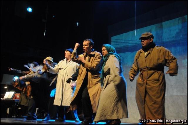 Israel Musicals Annie - Hooverville