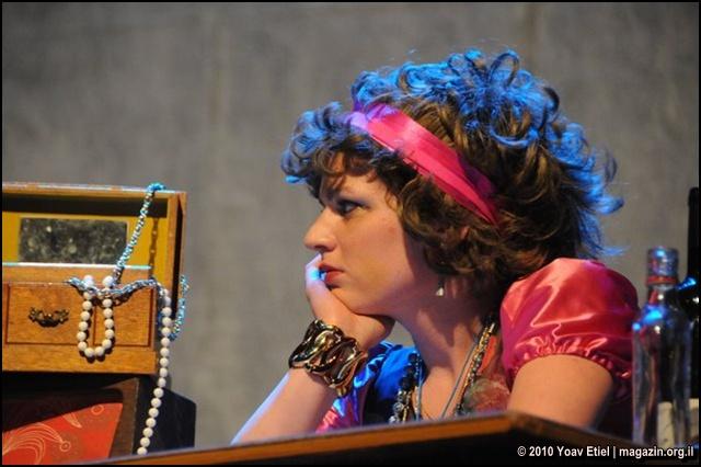 Israel Musicals Annie Hannigan