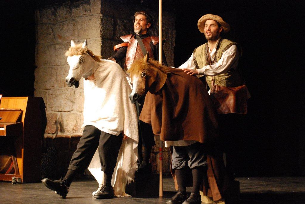 Israel Musicals Man of La Mancha