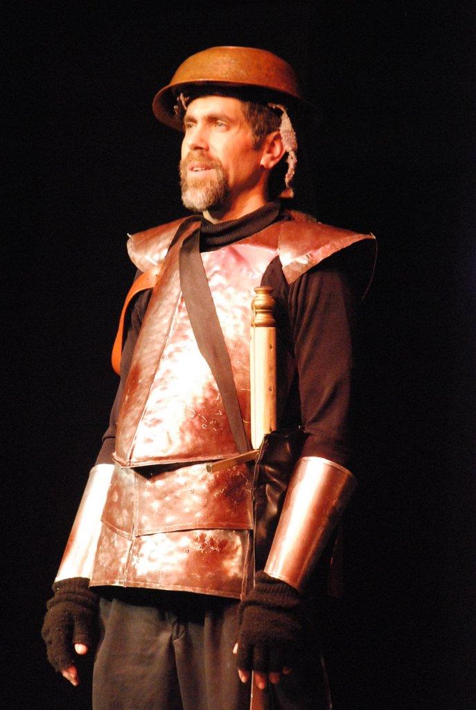 Israel Musicals Man of La Mancha Don Quixote