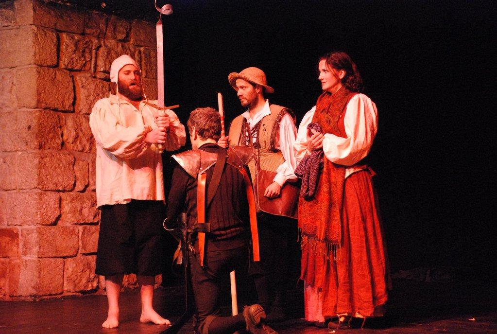 Israel Musicals Man of La Mancha, The Dubbing