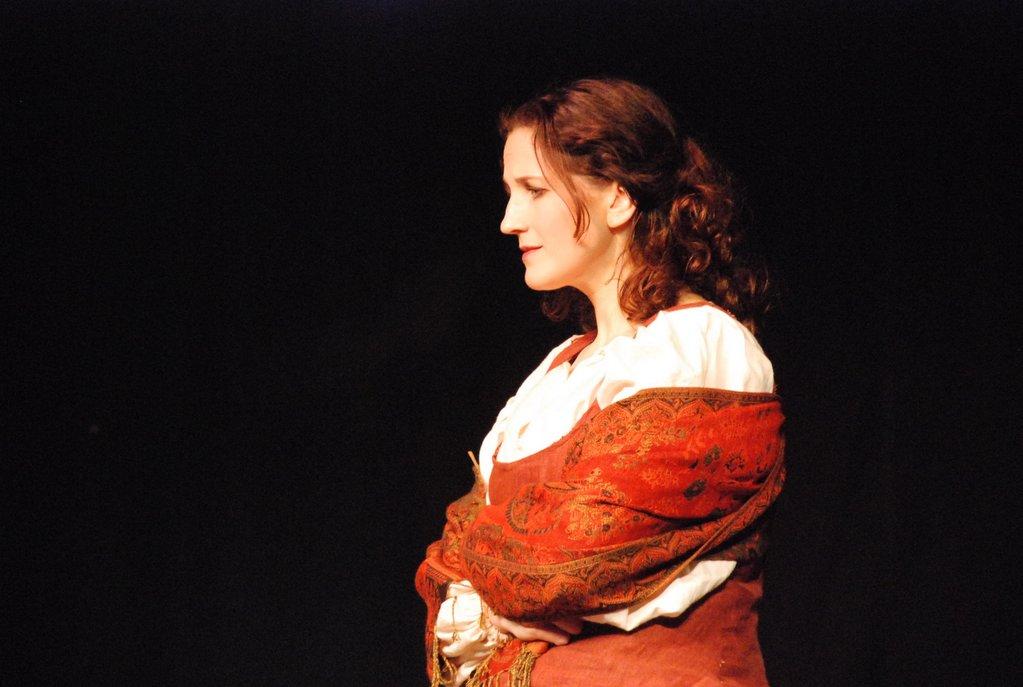 Israel Musicals Man of La Mancha Dulcinea Aldonza