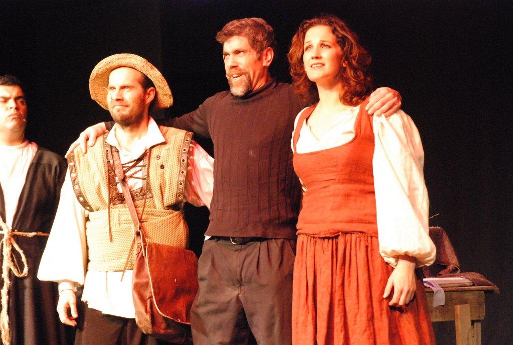 Israel Musicals Man of La Mancha reprise