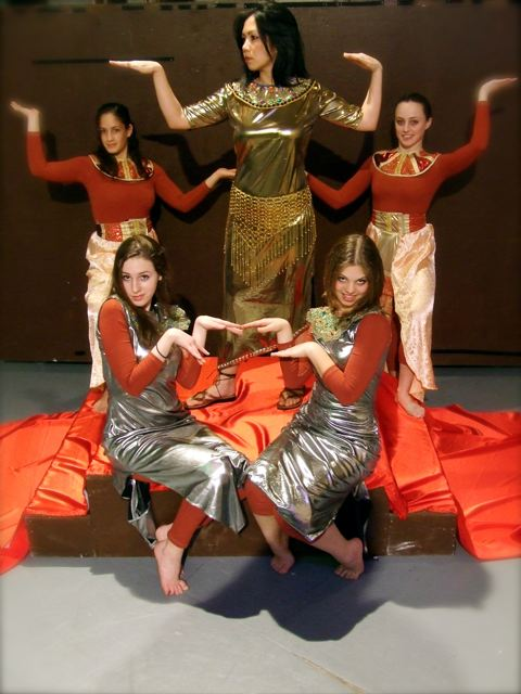 Israel Musicals If I Could Rewrite The World Pharaoh