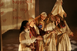 Israel Musicals If I Could Rewrite The World Korach