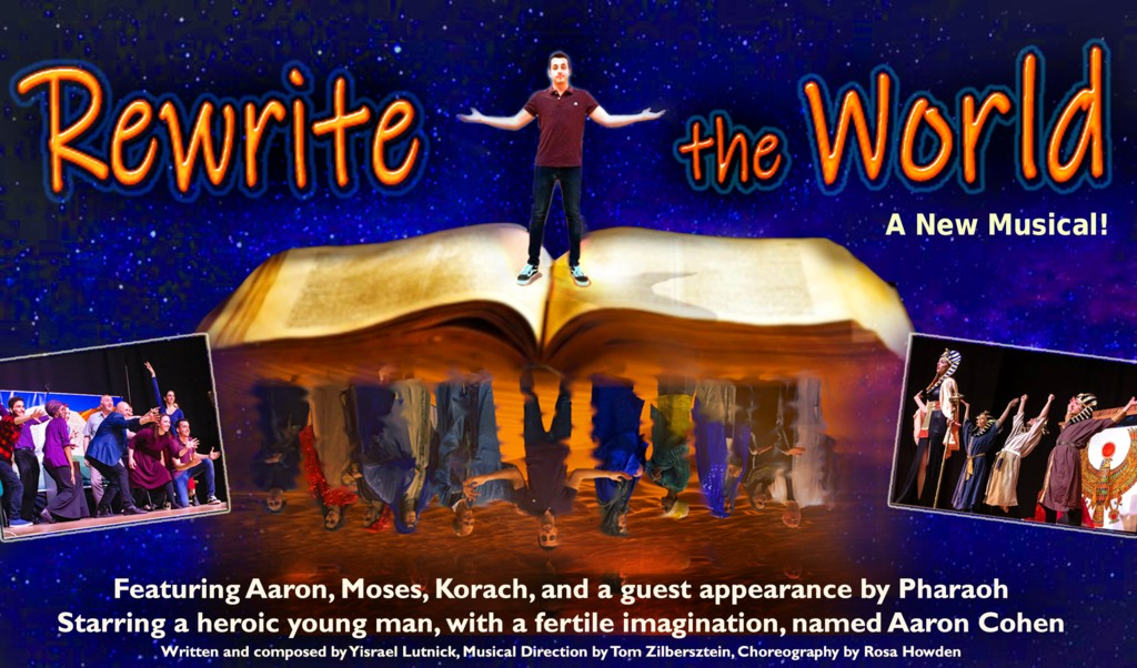 Rewrite the World - a new musical